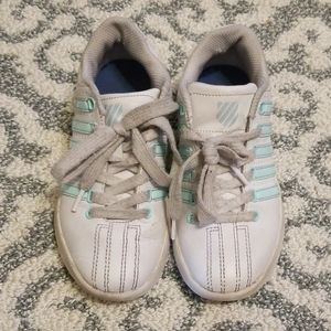 K SWISS GIRLS SHOES-Rare Color